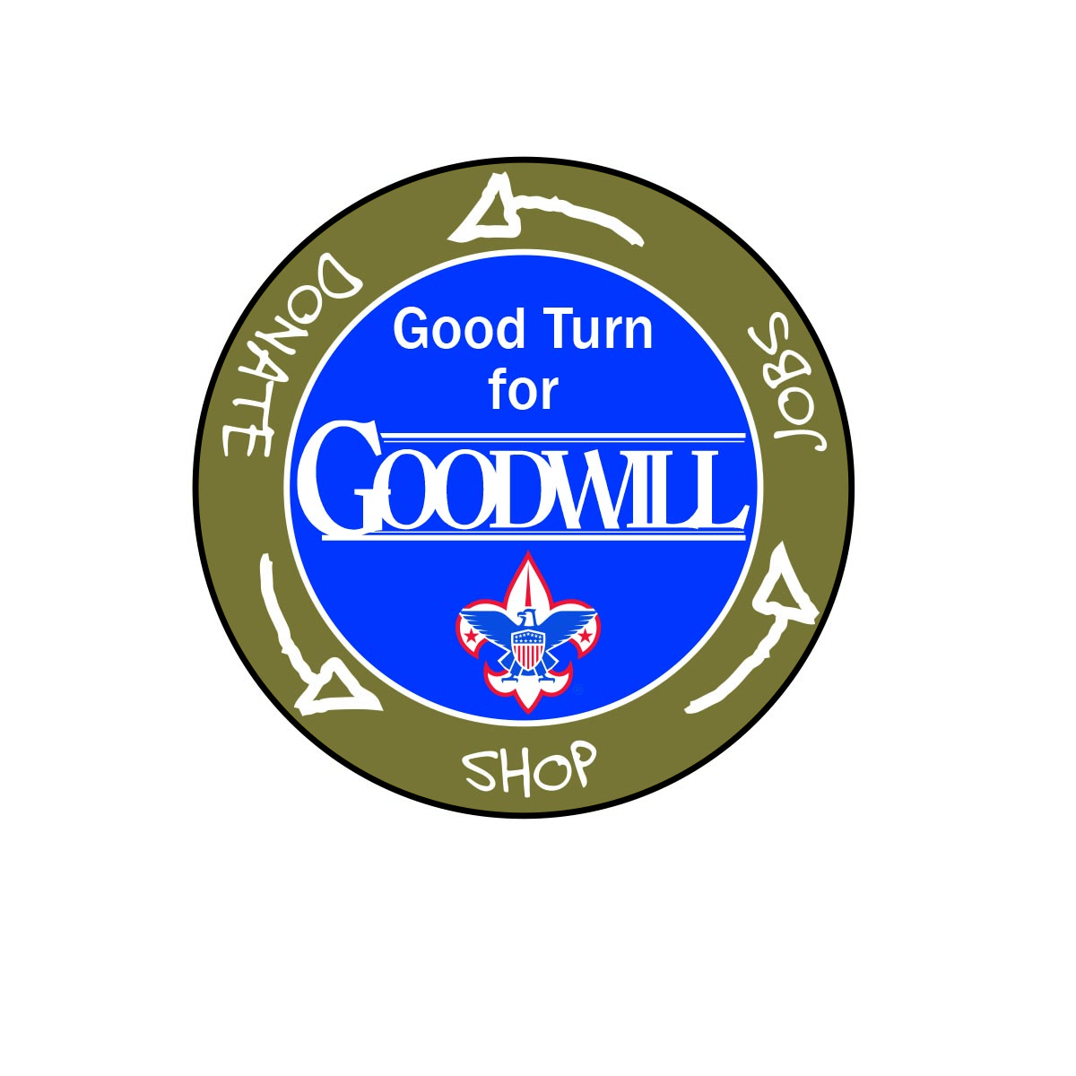 Boy Scouts Good Turn for Goodwill - 2018 Results!