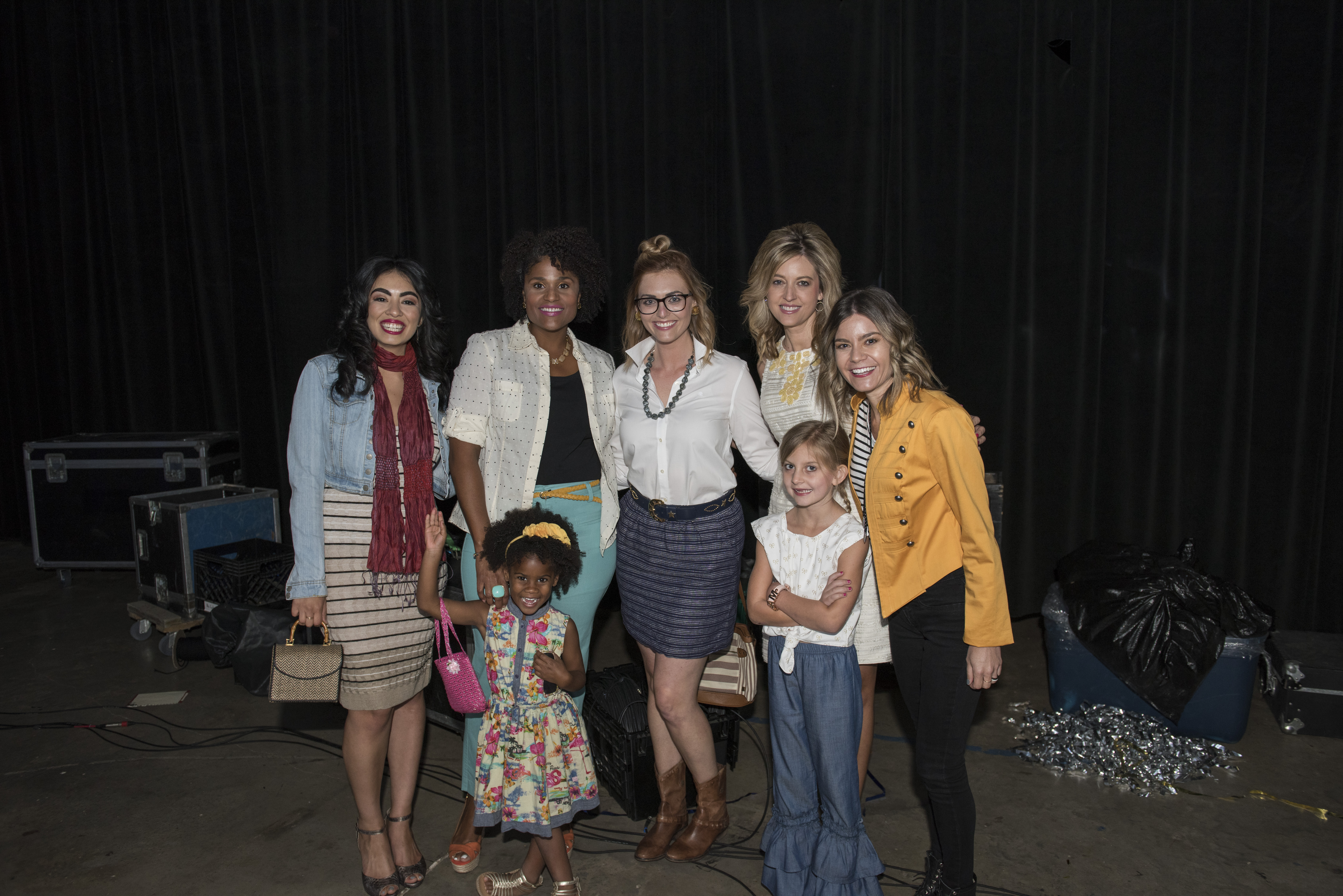 2018 Striving To Succeed Luncheon And Celebrity Fashion Show