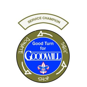Boy Scouts: Good Turn for Goodwill 2018 Results!