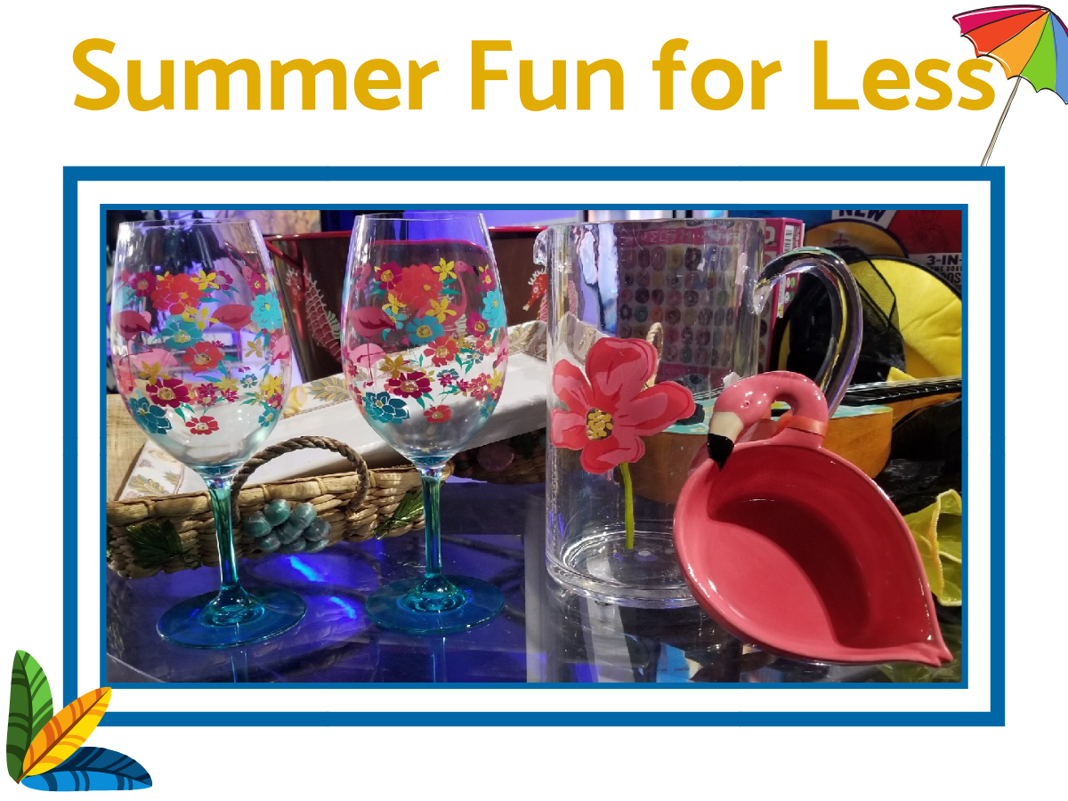 Summer Fun for Less!